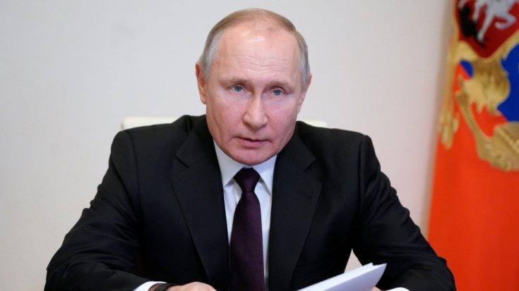 Putin Suriye'deki ABD ve Türkiye birliklerini eleştirdi