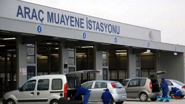 Resmi Gazete'de yayımlandı: Araç muayene gecikme bedelinde ceza oranı düşürüldü