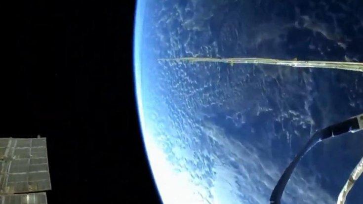 Rus kozmonotlar, Uluslararası Uzay İstasyonu'ndaki Nauka modülünde çalışmalara başladı