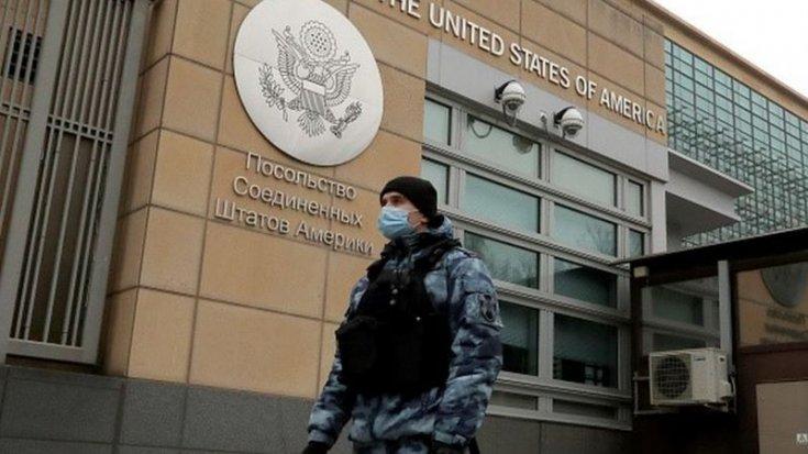 Rusya 10 Amerikalı diplomatı sınır dışı etme kararı aldı