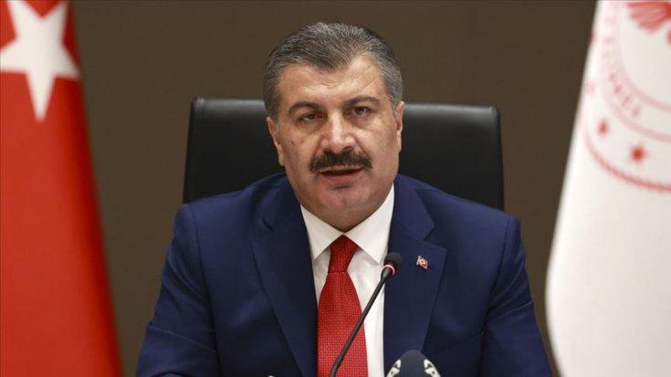 Sağlık Bakanı Koca 'vakaların arttığı ve azaldığı illeri' açıkladı