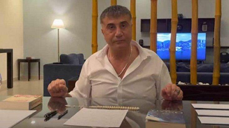 Sedat Peker: Kayıtlar ve belgeler devletin içindeki namuslu insanlardan geldi