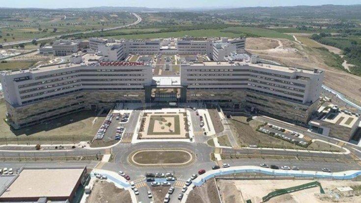 Şehir hastanesi müteahhitlerine ödemeler hakla duyurulmadan, gizlice yapılacak!