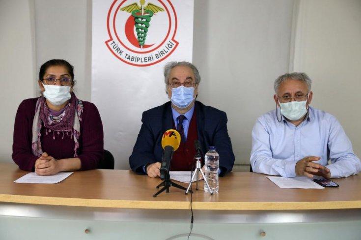 Sağlık örgütlerinden 'tam kapanma' çağrısı