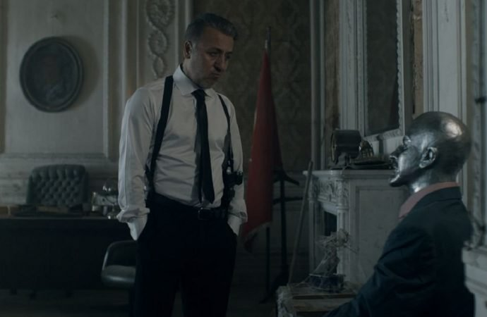 'Sen Ben Lenin' ilkgösterimini Moskova Film Festivali'nde yapacak