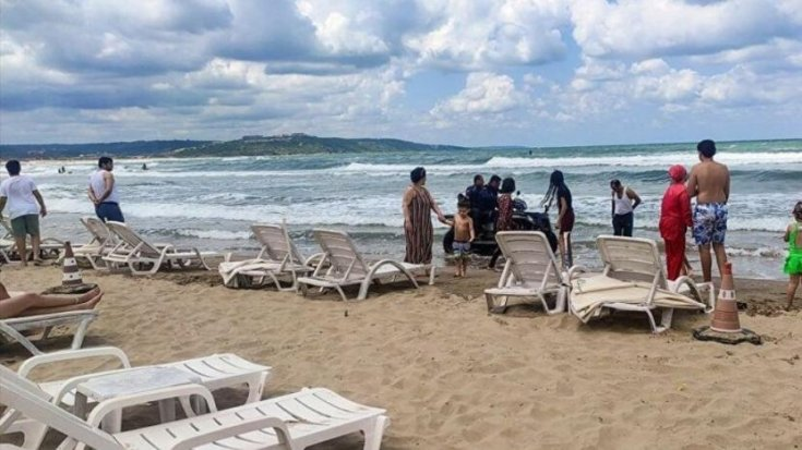 Şile'de denizde kaybolan son kişinin de cesedine ulaşıldı