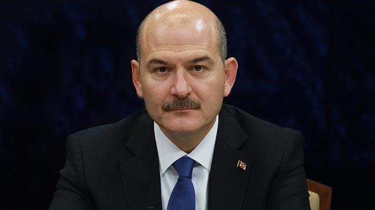 Süleyman Soylu'dan emniyette kriz yaşandığını yazan Barış Pehlivan'a: 'Bu habercilik hastalıklı'