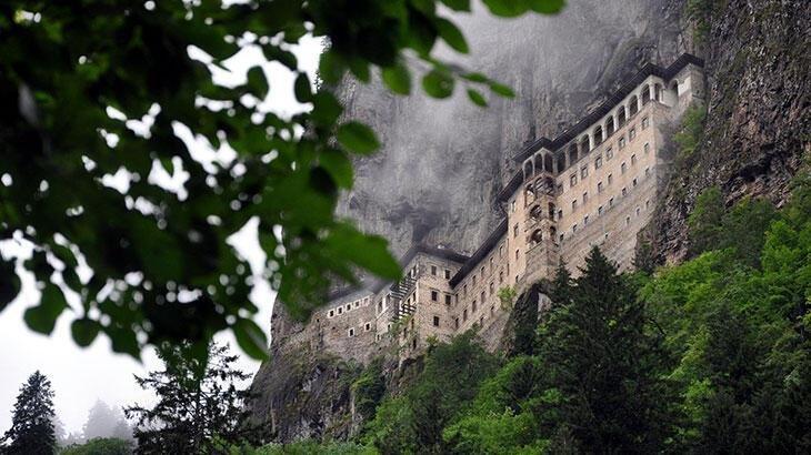 Sümela Manastırı 5 yıl sonra açılıyor