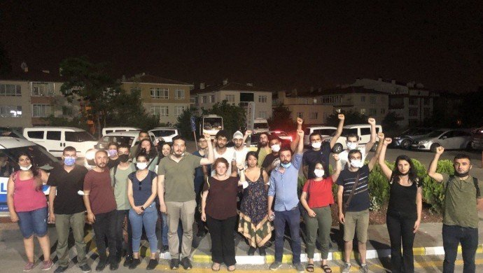 Suruç anmasında gözaltına 23 kişi serbest bırakıldı