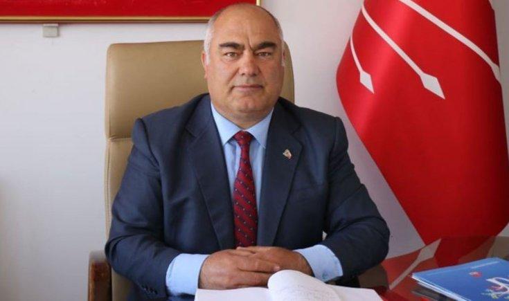 Tacizle suçlanan CHP Erzurum İl Başkanı istifa etti