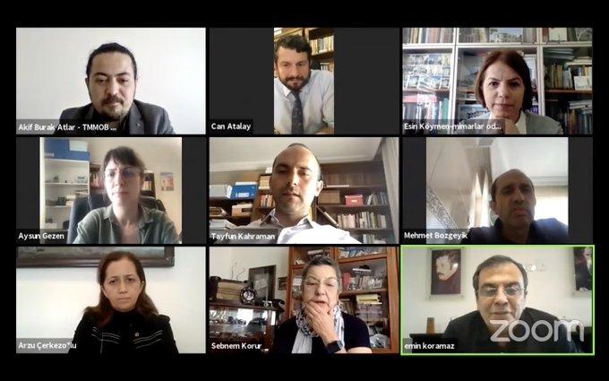 Taksim Dayanışması'ndan Gezi davası sürecine ilişkin açıklama
