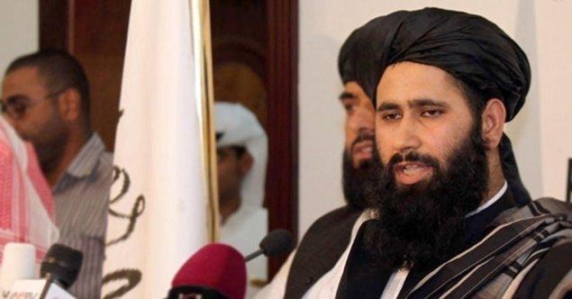 Taliban Sözcüsü: Türkiye ile inanca dayalı pek çok ortak noktamız var