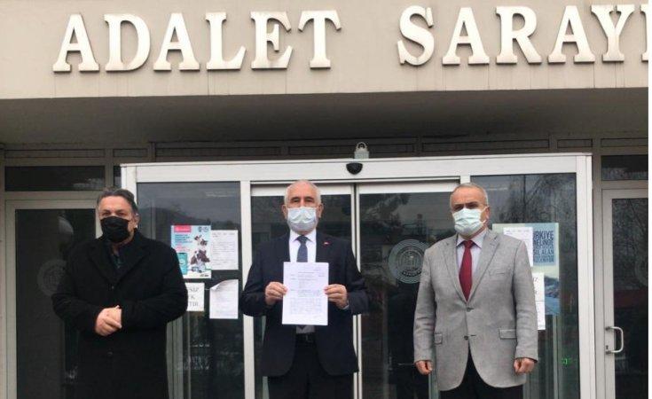 Tokat Milletvekili Kadim Durmaz, Niksar halkının istemediği maden arama faaliyetini yargıya taşıdı