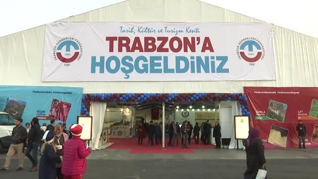 'Trabzon Tanıtım Günleri' 14-17 Ekim tarihleri arasında Yenikapı'da