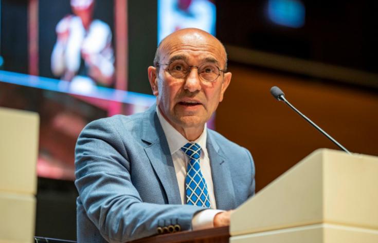 Tunç Soyer: 90 yıldır geleceği İzmir'de birlikte kuruyoruz