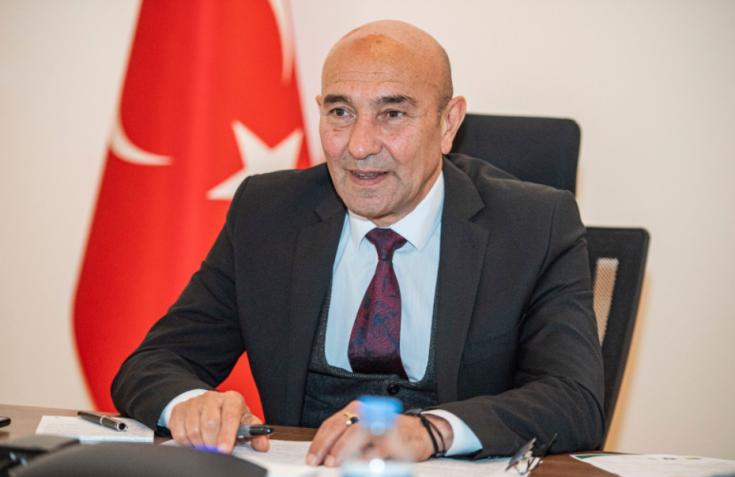 Tunç Soyer: İzmir'i doğa ile uyumlu dünyada örnek bir kent yapmaya kararlıyız
