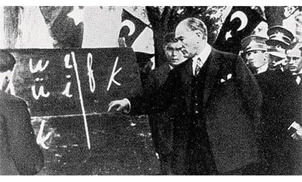 Türk Dil Bayramı'nın 89. yıl dönümü