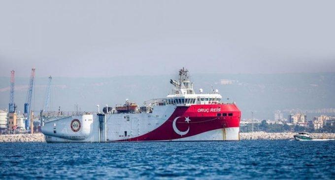 Türkiye'den Yunanistan'a Navtex ilanı