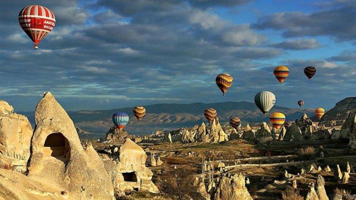 UNESCO dünya mirası listesinde yer alan Kapadokya'ya için altın arama ruhsatı verildi