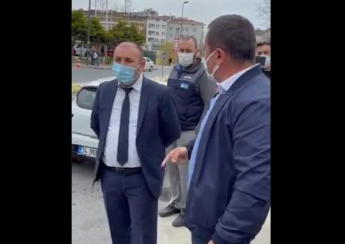 Üsküdar Belediyesi, İBB'nin Halk Ekmek büfelerini kaldırmaya çalıştı Özgen Nama'dan tepki geldi: '24 saat burada bekleyeceğim, buyurun alın'