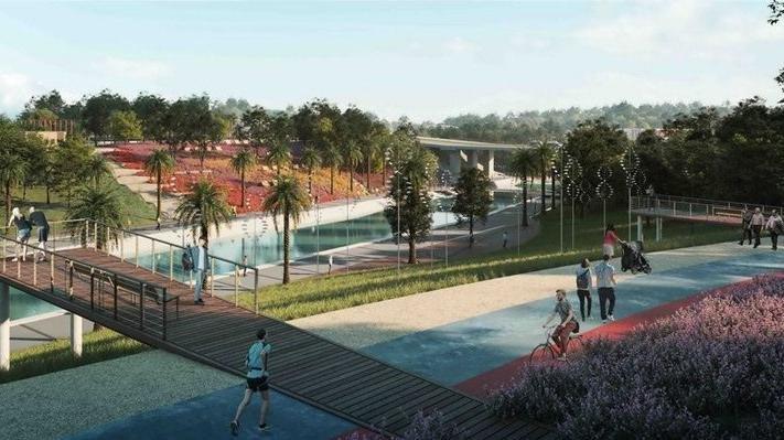 Vatandaşın işsizlik pençesinde kıvrandığı kente 90 milyon liraya millet bahçesi