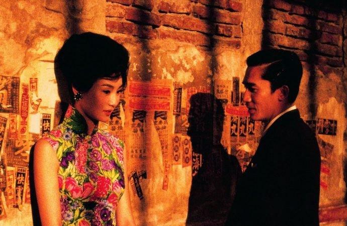 Wong Kar-wai'nin filmlerinden çıkardığı görüntüleri bir araya getiren belgesel yolda