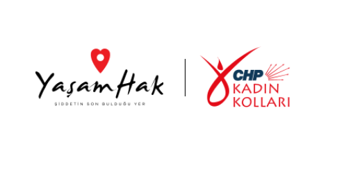 YaşamHak projesini hayata geçiren CHP Kadın Kolları'ndan şiddet gören kadınlara destek