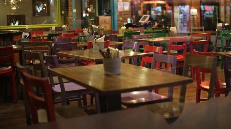 Yeme-içme yerlerinin çalışma saatinde değişiklik