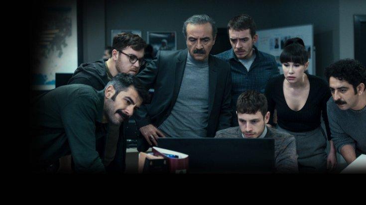 """Yılmaz Erdoğan'ın başrolünde olduğu """"Kin"""" Netflix'te yayında"""