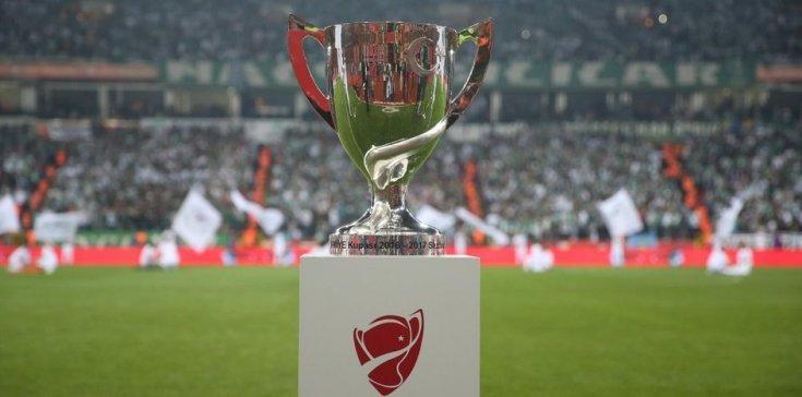 Ziraat Türkiye Kupası yarı final maçlarının programı açıklandı