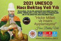 28. Hacı Bektaş Veli Dostluk ve Barış Ödülü jüri üyeleri belli oldu