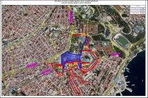 29 Ekim'de Taksim trafiğine düzenleme