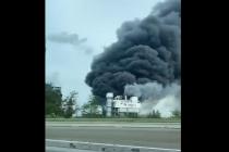Almanya'da kimya tesisinde patlama: Yaralılar var