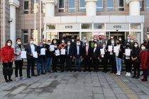 Boğaziçi gözaltılarını protesto eden CHP Kuşadası Gençlik Kolları'na para cezası