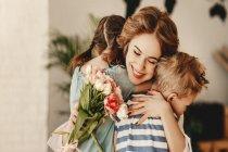 Bugün Anneler Günü
