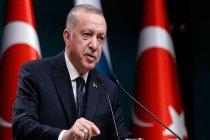 Erdoğan: Benim kitabımda geri adım atmak yok, taarruzdayım