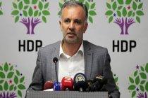 HDP'den Ayhan Bilgen'in 'yeni parti' çıkışına ilişkin açıklama