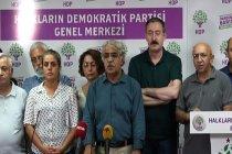 HDP'li Mithat Sancar: İktidarın nefret ve tahrik dili, bu katliamın başlıca sorumlusudur