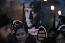 Hrant Dink'in katledilişinin üzerinden 14 yıl geçti