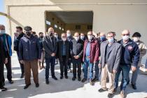 İzmir Büyükşehir Belediyesi, Bergama'da zeytinyağı fabrikası açtı
