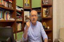 Kılıçdaroğlu; 'Biliyorum siz de uyumuyorsunuz gençler, gelin biraz dertleşelim, İktidarımızda elinizden alınan tüm hakları iade edeceğim. Ülkenizde kalın'