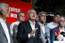 Kılıçdaroğlu yangın bölgesi Marmaris'ten açıkladı 'Var olan sistem, merkezden olayı yönetmesini mümkün kılmıyor; çünkü talimat bekliyor'
