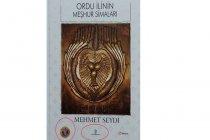 Ordu İl Kültür ve Turizm Müdürü, 'Ordu'nun Meşhur Simaları' kitabına akrabalarını koydu