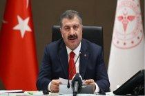 Sağlık Bakanı Koca'dan HDP, TİP ve Saadet Partisi'ne teşekkür