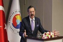 TOBB Başkanı Hisarcıklıoğlu: Böyle bir kriz görmedik