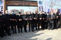Uzunköprü ve Dimitrovgrad Belediyesi'nin ortak projesi Vadi Park açıldı