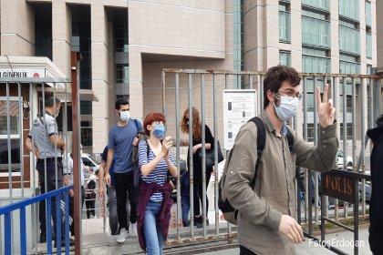 1 Mayıs'ta gözaltına alınan 8 üniversite öğrencisi serbest  bırakıldı