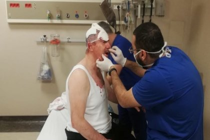 10 Ekim katliamını öven kişi, Selçuk Özdağ'a saldırmış