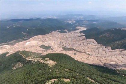 15 şehrin yüzde 62'si maden için ruhsatlandırılmış
