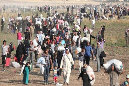 19 ayda en az 110 bin Suriyeli vatandaş yapıldı